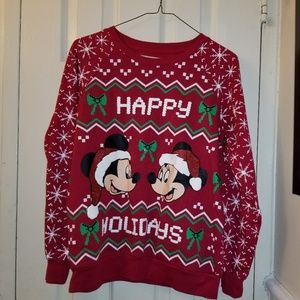 Disney Holiday Sweater